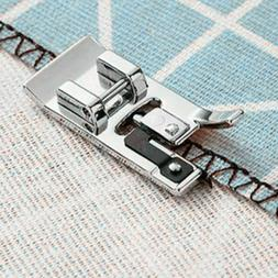 Overlock Vertical Presser Foot Overcast For Brothers Accessories Sewing Machine