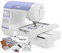 Brother PE800 Embroidery Machine + Grand Slam Package Includ