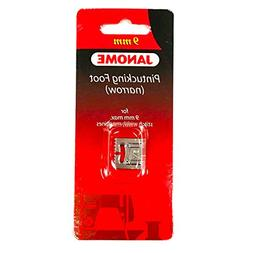 Pintucking Foot  #202094003 For Janome 9mm Max Stitch Width