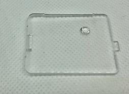 PLASTIC BOBBIN COVER PLATE FOR SINGER 4423 HEAVY DUTY SEWING