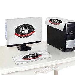 Miki Da Plastic Computer dust Cover 22''MonitorSet sale1