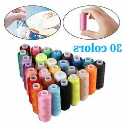 Polyester Sewing Thread Spools Set For Sewing Machine Line 3