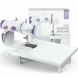 Portable Beginners Kids Adult Sewing Machine Mending Tool Wi