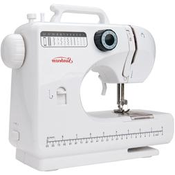 Portable Sewing Machine Compact 4 Step Button Holes and 12 S