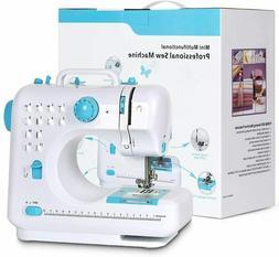 Portable Sewing Machine Double Speeds for Beginner Art Craft