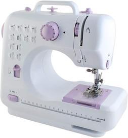 Nex Portable Sewing Machine Double Speeds For Beginner Art C