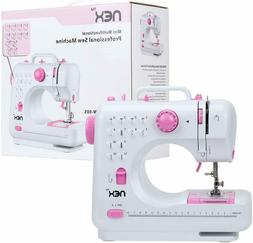 portable sewing machine double speeds for beginner