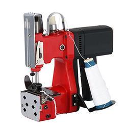 VEVOR Portable Sewing Machine 110V Industrial Electric Bag S