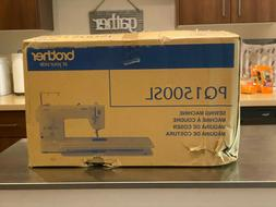 Brother PQ1500SL Sewing Quilting Machine