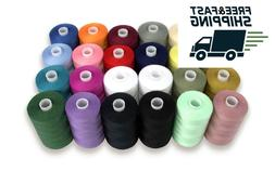 SEWING AID All Purpose Polyester Thread for Hand & Sewing Ma