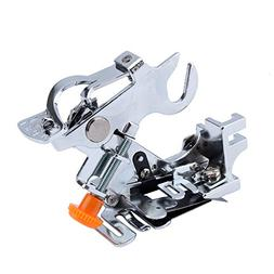 Yosoo Ruffler Sewing Machine Presser Foot for All Low Shank