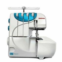 Janome Serger Overlock Sewing Machine Four DLB + FREE SHIPPI