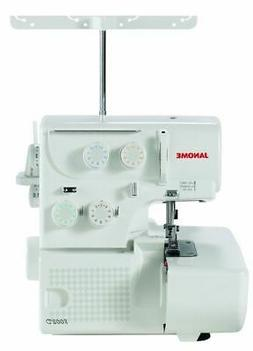 Janome Serger Sewing Machine Magnolia 8002D Overlock + BONUS