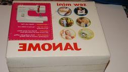 Janome Sew Mini 124 Sewing Machine