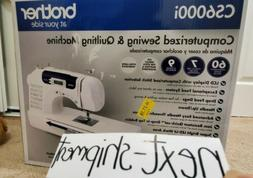 Brother Sewing And Quilting Machine CS6000i 60 Built-in Stit