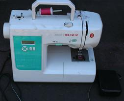 Singer Sewing Co. USA Stylist 100 Stiches Computerized Model