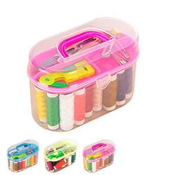 Mega Shop Sewing Kit Craft Tools Supplies Mini Box Enhanced