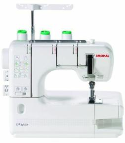 Janome Sewing Machine 900 CPX Cover Pro Coverhem New + FREE