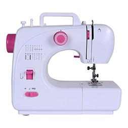 Costway Sewing Machine, Portable Multifunction Crafting Mend