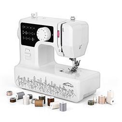 Sewing Machine, Famirosa Portable Small Starter Sewing Machi