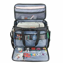 Luxja Sewing Machine Carrying Bag, Tote Bag For Sewing Machi