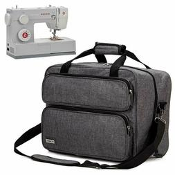 HOMEST Sewing Machine Carrying Case, Universal Tote Bag with