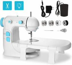 Sewing Machine for Beginners, Portable Sewing Machine with E