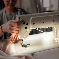 Sewing Machine LED Light Strip Lighting Kit w/ Touch Dimmer