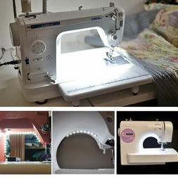 Sewing Machine LED Lighting Kit Sewing Light Strip - Fits Al