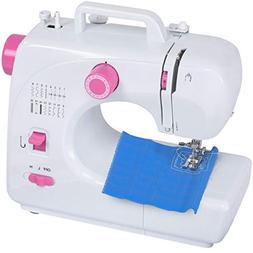Costway Sewing Machine Portable Multifunctional Sewing Machi