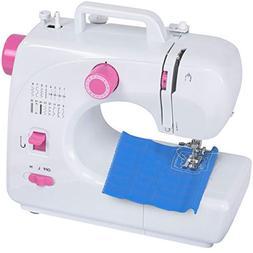 Costway Sewing Machine Portable Multifunctional Sewing Machi