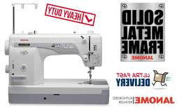 Janome Sewing Machine Quilting 1600P-QC New +$100 Bonus Kit