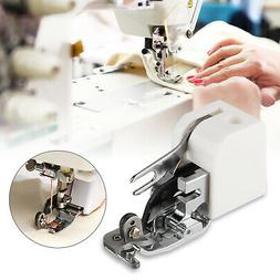 Sewing Machine Side Cutter Overlock Presser Foot Tool For Br