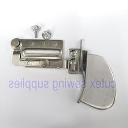 Sewing Machine Single Fold Tape Binder Binding Attachment Wi