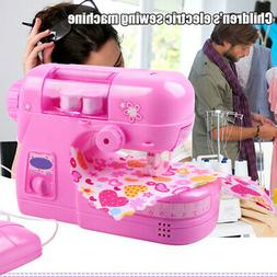 Sewing Machine Small Electric Kids Sewing Machine Home Toys
