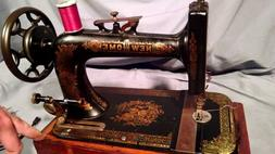 New Home Sewing Machine Treadle Leather Belts***