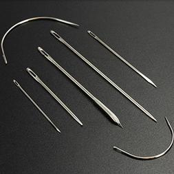 Sewing Needle Set - 7 Pieces Hand Repair Upholstery Glover S