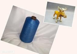 Sewing Thread TEX 35 Clear Blue Spool 15 oz 12000 Yards Amer