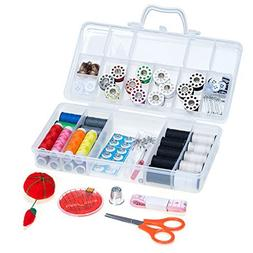 NEX Sewing Threads Kit, with Colors Spools of Thread & Multi