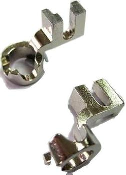 "SEW-LINK Short Low Shank Ruler Free Motion Darning Foot 1/4"""