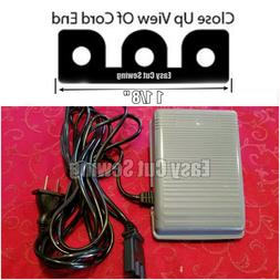 Singer 118,1409,2250,2263,2273, 2639,2662 Foot Control Pedal