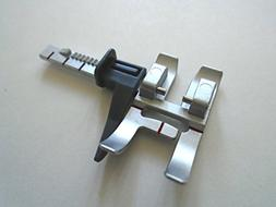 NGOSEW Snap on Adjustable Guide Ruler Foot Works With PFAFF