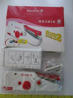 SINGER Stitch Singer Sew Quick Portable Hand Held Sewing Mac