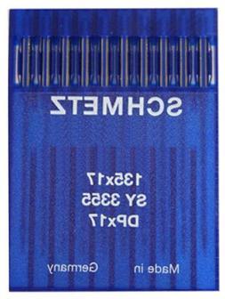 Schmetz 135x17 sz130/21 10/pkg