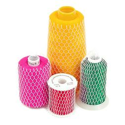 10 Yards of Thread Net Spool Saver for Sewing Embroidery Mac