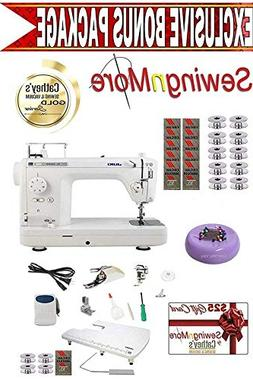 """Juki TL-2000Qi 9"""" Long-Arm Sewing and Quilting Machine w/ Ex"""