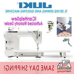 Juki TL-2010Q Quilting Sewing Machine  NEW with Bonus + Reve