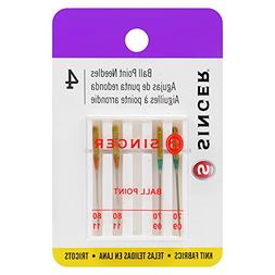 Universal Ball Point Machine Needles-Sizes 9/70  & 11/80