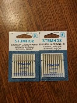 Euro-Notions Universal Machine Needles 115633 036346317892