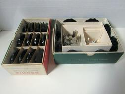 Vintage Singer 603 Sewing Machine Attachments #161796 & Spec